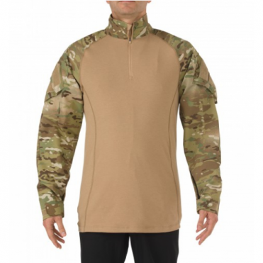 5.11 Rapid Assault Shirt - Multicam