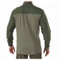 5.11 Tactical 5.11 Rapid Quarter Zip - TDU Green