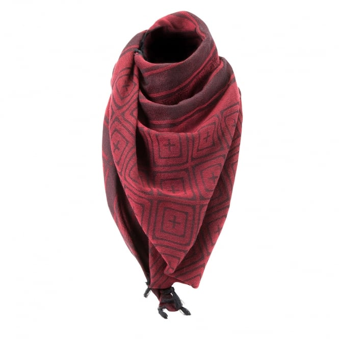 5.11 Tactical Blaze Wrap (Shemagh) - Code Red