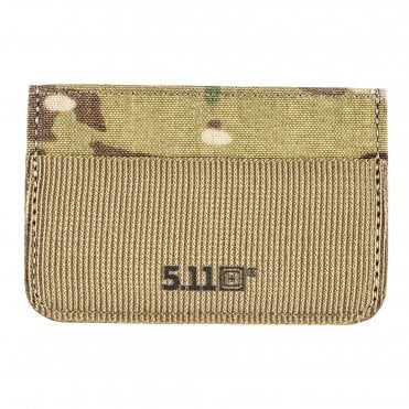 5.11 Tactical Camo Card Wallet - Multicam