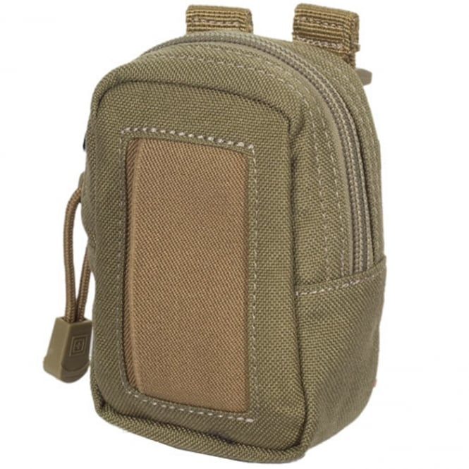 5.11 Tactical Disposable Glove Pouch Sandstone