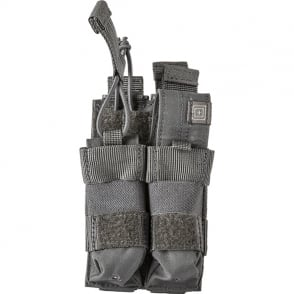 5.11 Tactical Double Pistol Bungee Pouch Storm