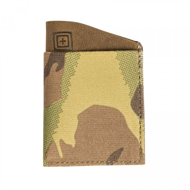 5.11 Tactical Excursion Card Wallet - Multicam
