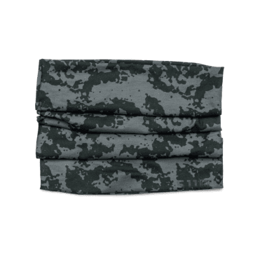 5.11 Tactical Halo Neck Gaiter/Buff - Stealth Black