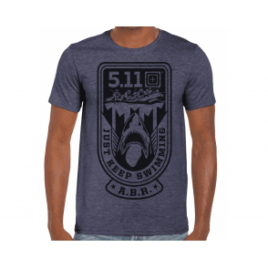 5.11 Tactical Just Keep Swimming Short Sleeved Tee