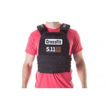 5.11 Tactical Logo Crossfit TacTec Plate Carrier - Black