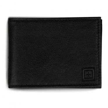 5.11 Tactical Meru Bifold Wallet - Black