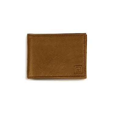 5.11 Tactical Meru Bifold Wallet - Brown