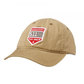 5.11 Tactical Mission Ready Cap - Coyote