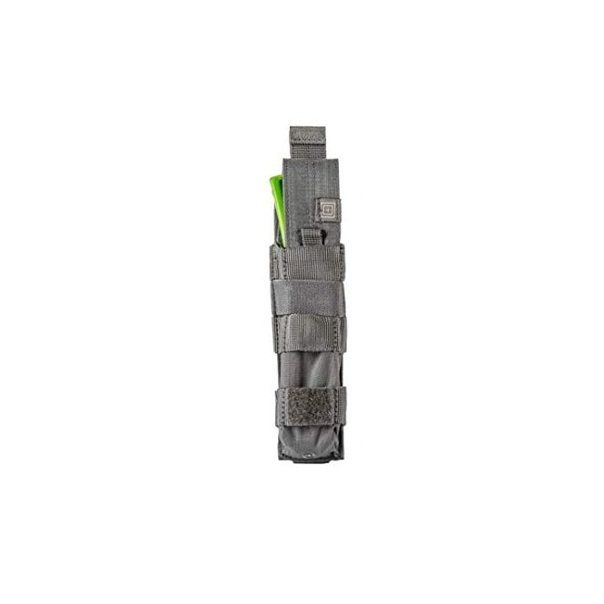 5.11 Tactical MP5 Bungee Single Magazine Pouch - Storm Grey