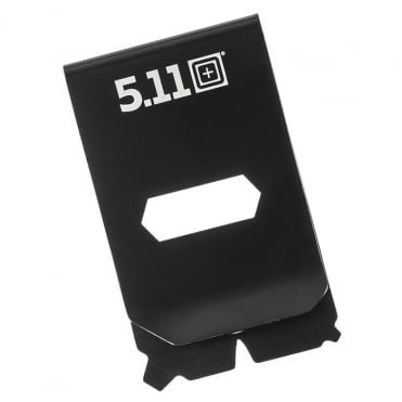 5.11 Tactical Multitool Money Clip - Black Oxide