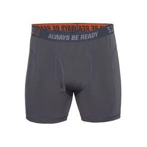 "5.11 Tactical Performance Brief 6"" Storm Grey"