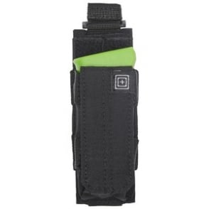 5.11 Tactical Pistol Bungee/Cover Magazine Pouch - Black