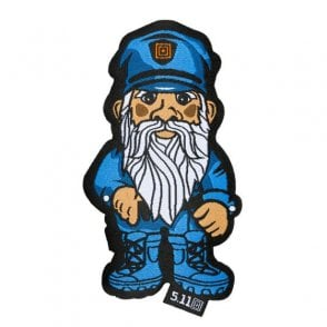 5.11 Tactical Police Gnome Patch