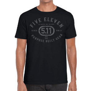 5.11 Tactical Purpose Crest Short Sleeved Tee