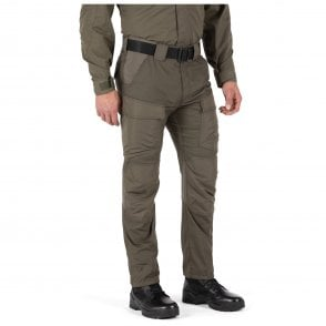 5.11 Tactical Quantum TDU Pant - Grenade Green - Regular