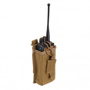 5.11 Tactical Radio Pouch - Flat Dark Earth