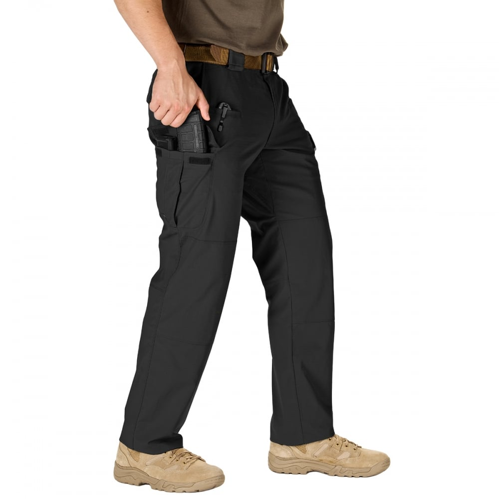 Tactical Stryke Pant with Flex-Tac - Black C$ Excl. tax Our newest multipurpose range pant, the Stryke Pant is crafted from ® Flex-Tac® fabric, a specialized proprietary blend of mechanical stretch polyester and cotton engineered to provide .