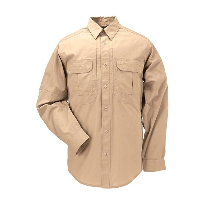 5.11 Tactical Taclite Pro Long Sleeved Shirt - Coyote