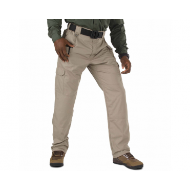 5.11 Tactical TacLite Pro Pants Battle Stone Long