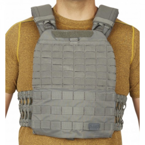 5.11 Tactical TacTec Plate Carrier - Storm