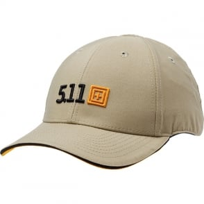 5.11 Tactical The Recruit Baseball Cap TDU Khaki
