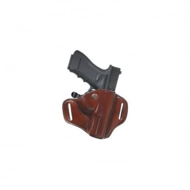 82 CarryLok Hip Holster Black LH Size 13