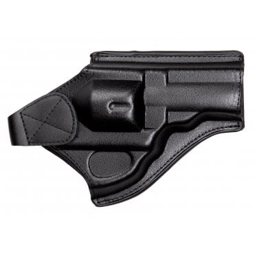 "ASG Leather Belt Holster For Dan Wesson 2.5"" & 4"" Revolver"