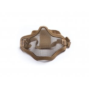 ASG Mesh Lower Face Protection Mask - Tan