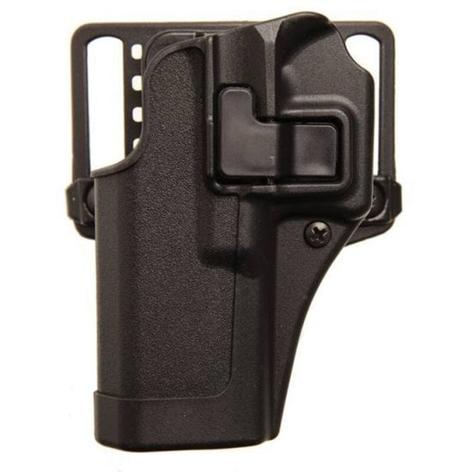 Blackhawk! Serpa CQC Holster - Black Left Hand CZ75 SP01 Shadow