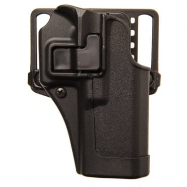 Blackhawk! Serpa CQC Holster - Black Right Hand Glock 20/21/37, S&W MP.45 & Pro 9/40