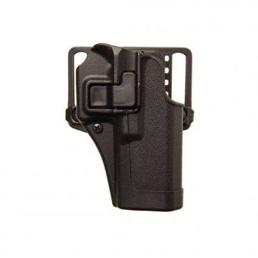 Blackhawk! Serpa CQC Holster - Black Right Hand Glock 20/21/37, S&W MP.45 & Pro 9/40 *With Free Magazine Case*