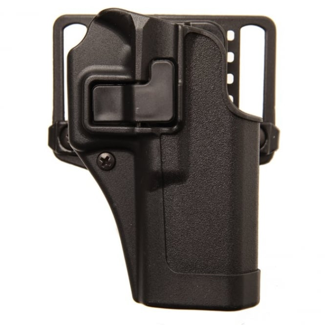 Blackhawk! Serpa CQC Holster - Black Right Hand Sig 220/225/226 with rail