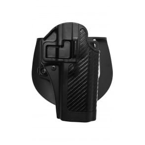 Blackhawk! Serpa CQC with belt and paddle for ASG CZ 71 SP-01 - Black Right Hand