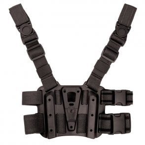 Blackhawk! Tactical Holster Leg Platform - Black