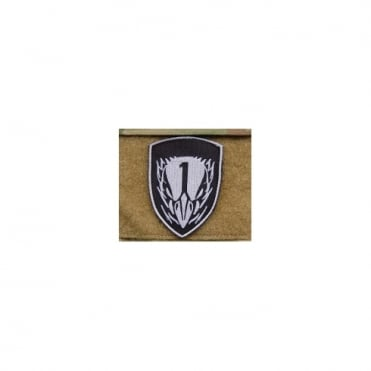 USA Embroidered MOH Warfighter Task Force Blackbird Patch