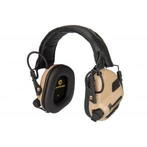 Earmor Hearing Protection Ear-Muff - Dark Earth