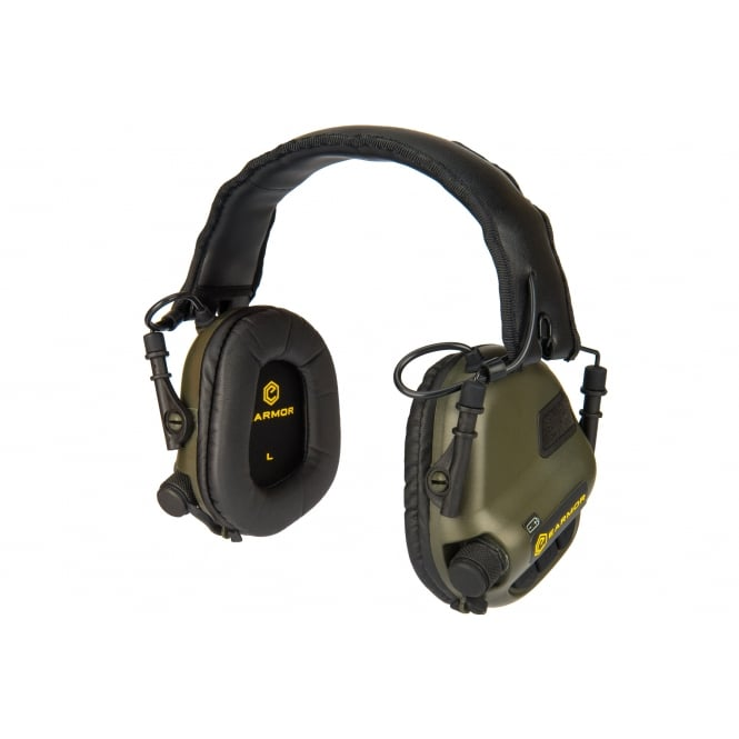 Earmor Hearing Protection Ear-Muff - Foliage Green