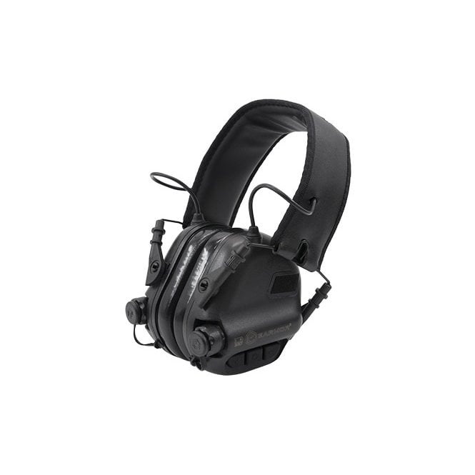 Earmor M30 Electronic Hearing Protector - Black