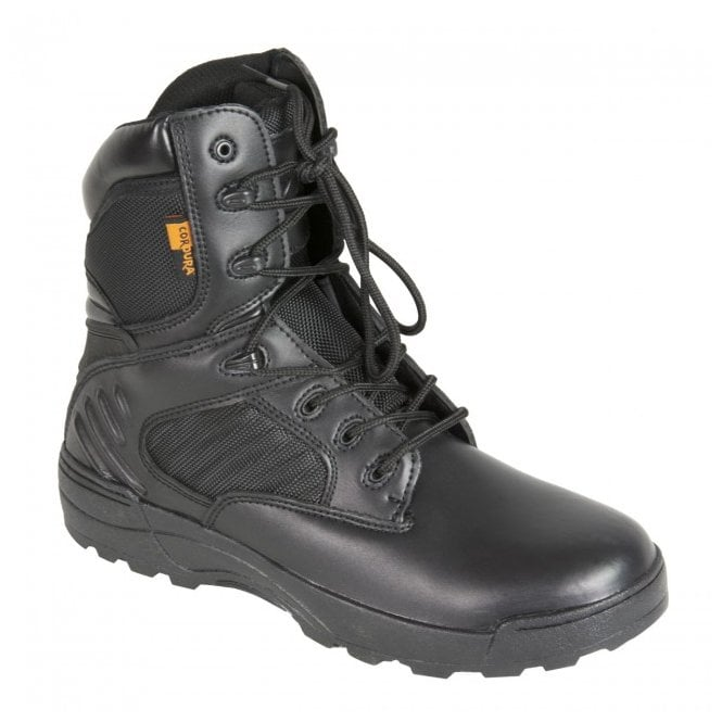 Highlander Outdoor Echo Patrol Boots - Black