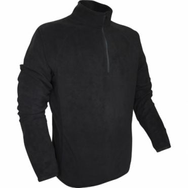 Elite Mid-layer Fleece-Black
