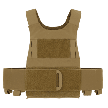 Ferro Concepts Slickster Low Profile Plate Carrier - Coyote Brown