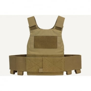 Ferro Concepts Slickster Low Profile Plate Carrier-Coyote