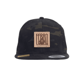 Ferro Concepts Snapback Hat - Multicam Black