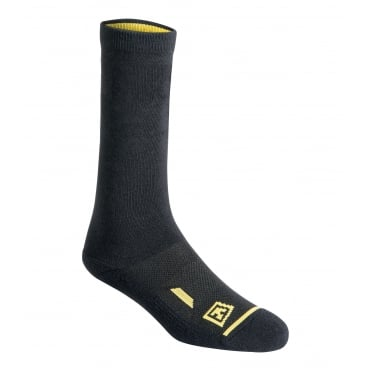 "First Tactical Cotton 6"" Duty Sock 3-pack S/M"