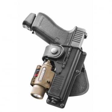 Fobus G17 Light Bearing Holster