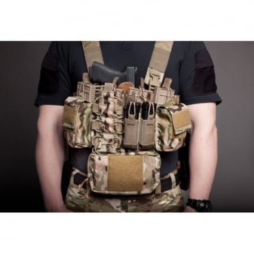 Haley Strategic D3CR Expansion Pack - Multi-Mission Hanger - Multicam