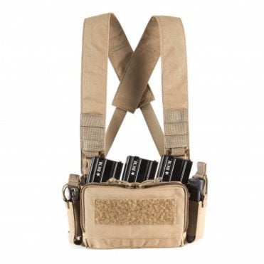 Haley Strategic D3CR-M Chest Rig-Coyote