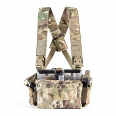 Haley Strategic D3CR-M Chest Rig-Multicam