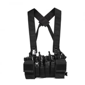 Haley Strategic D3CR-X Chest Rig-Black